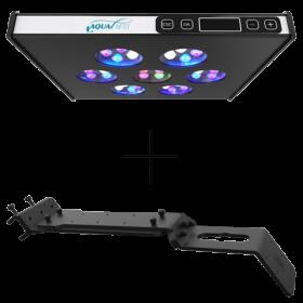 ASAQUA Rampe LED MAX 30 Eau douce / Eau de mer - 84 Watts