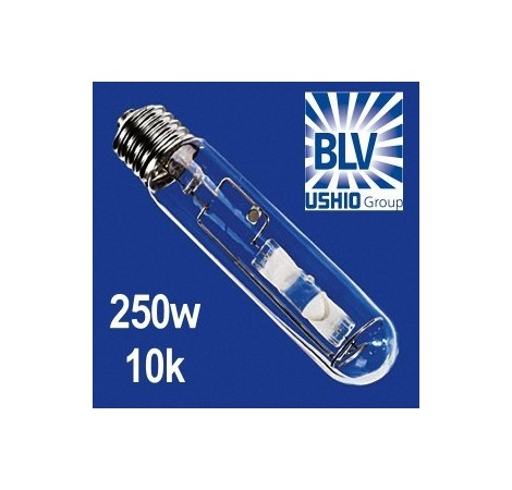 BLV Nepturion Ampoule HQI 250 Watts 10000K° - Culot E40