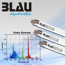 BLAU Pink Color - 24 Watts
