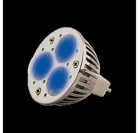 AQUA MEDIC Aquasunspot 3x1 Watts Bleu - 25000K°