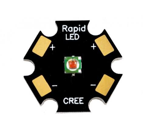 CREE XP-E Red 3W LED