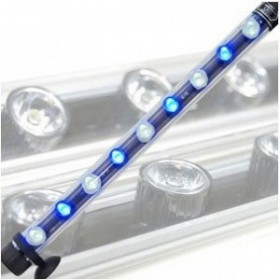 Tube Néon LED Blanc/Bleu 54 Watts 15000K° - 115cm