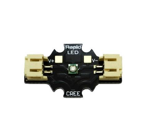 Solderless CREE XP-G Warm White 5 Watts