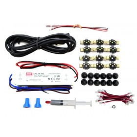KIT AQUARIUM RAPIDLED 48 Watts Solderless
