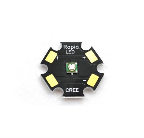 CREE XT-E Royale Blue 3W LED