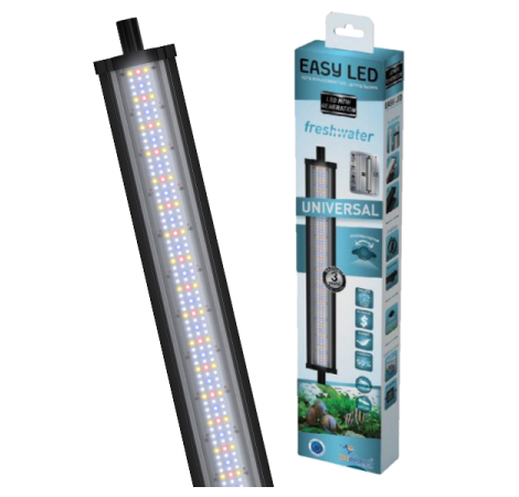 AQUATLANTIS Rampe LED EasyLED 6800K° - 590mm