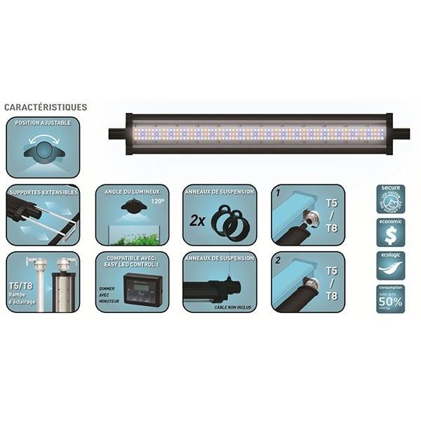 Easy led 895 mm