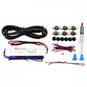 KIT AQUARIUM RAPIDLED 24 Watts Dimmable Solderless