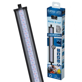 AQUATLANTIS Rampe LED EASYLED Eau de Mer 25000K° - 1200mm