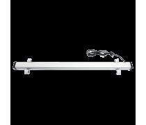 AQUATLANTIS Rampe T8 2x18 Watts - Aquatlantis AMBIANCE 80x40