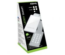 AQUAEL LEDDY Smart 2 Led 6 Watts Blanc - Plant 8000K°
