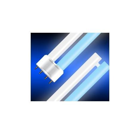 BLAU Tube Fluo Compact 18 Watts Blanc/Bleu - Culot 2G11