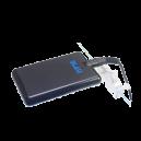 BLAU Nano LED Light 9 Watts Eau Douce - Noire