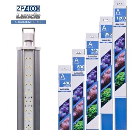 LANCIA LED 28 Watts - 742mm pour Aquarium Eau de Mer