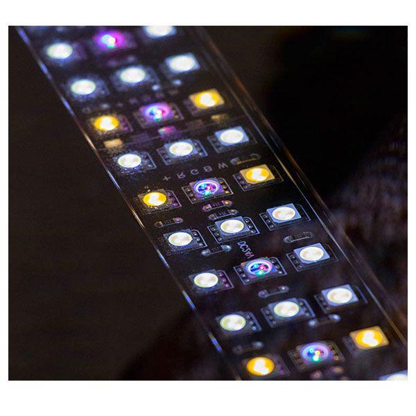 Eclairage LED White RGB pour aquarium eau douce - HVP Aqua