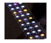 HVP AQUA Goldline Rampe Led pour aquarium Eau Douce - 1450 mm