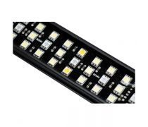 HVP AQUA Goldline Rampe Led pour aquarium Eau Douce - 1200 mm