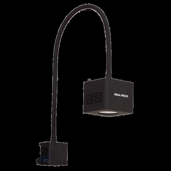 spot led pour aquarium eau douce aqua medic qube 50. Black Bedroom Furniture Sets. Home Design Ideas