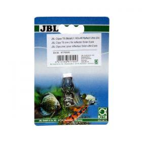 Clips T5 en acier + vis JBL - Vendus par 2