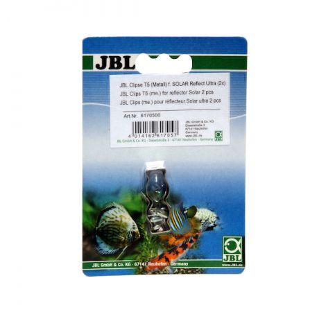 JBL Clips T5 en acier + Vis - Vendus par 2