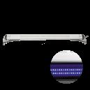 AQUAEL LEDDY SLIM ACTINIC 36W - Pour aquarium d'eau de mer de 100 à 120 cm