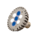AQUA MEDIC Aquasunspot 7x1 Watts - 15000K°