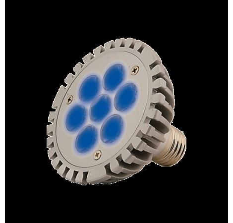 AQUA MEDIC Aquasunspot 7x1 Watts Bleu - 25000K°