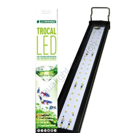 dennerle trocal led 5500 k 98 cm rampe led pour aquarium. Black Bedroom Furniture Sets. Home Design Ideas