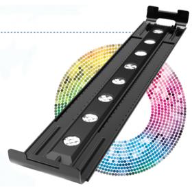 DESTOCKAGE - Rampe LED neuve. Emballage abîmé. Rampe LED GLAIVE G4-M60 40Watts