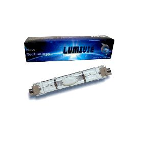 LUMIVIE Ampoule HQI 250 Watts 20000K° - Culot FC2