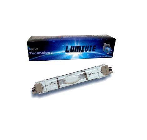 LUMIVIE Ampoule HQI 250 Watts 10000K° - Culot FC2