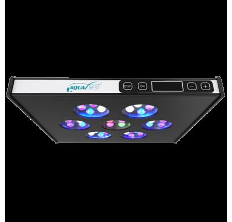 ASAQUA Rampe LED MAX 30 V2 Eau douce / Eau de mer - 84 Watts