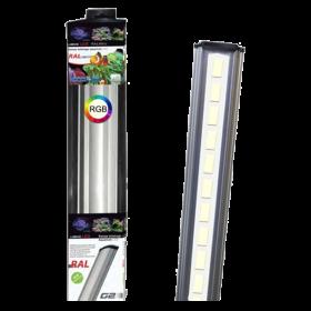 LUMIVIE RAL G2 9 Watts RGB Rampe LED Eau Douce - 50cm
