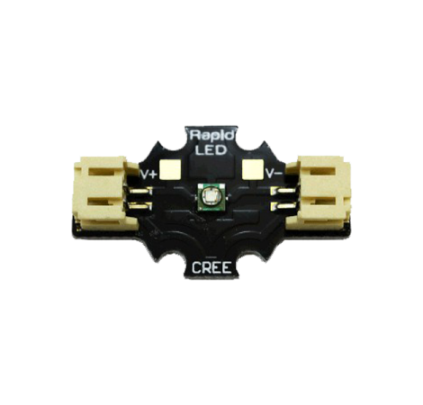 Solderless CREE XM-L U2 Cool White LED 3 watts