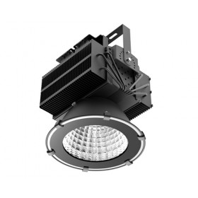 AQUALIGHT Projecteur LED 100 Watts pour aquarium Eau de mer - 12000K°