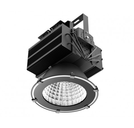 AQUALIGHT Projecteur LED 500 Watts pour aquarium Eau de mer - 12000K°