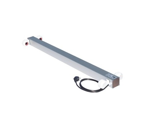 AQUALIGHT Galerie T8 2x58 Watts - 1585mm