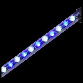 DESTOCKAGE - BEAMSWORK Tube LED Blanc / Bleu 54 Watts - 120 cm