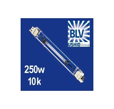 BLV Nepturion Ampoule HQI 250 Watts 10000K° - Culot FC2
