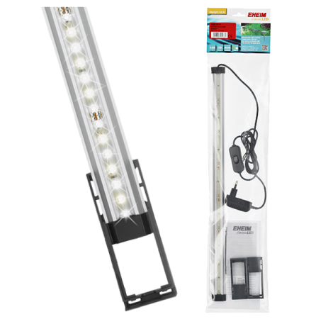 SOLDES - EHEIM ClassicLed Rampe Led Eau Douce 12 Watts - 550mm