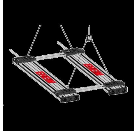 SOLDES - EHEIM Kit de suspension Double pour rampes LED PowerLed+
