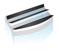 JUWEL Jeu de volets pour aquarium VISION 450 (3P)
