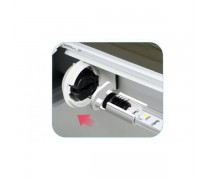 RESUN Tube LED Blanc/Bleu 5 Watts  - 438 mm
