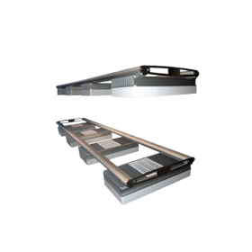 D-D AQUARIUM SOLUTION Rails double pour rampes AI Hydra 52 - 61 cm