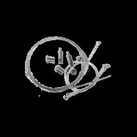 D-D AQUARIUM SOLUTION Câbles pour Rails Double WIRE 03
