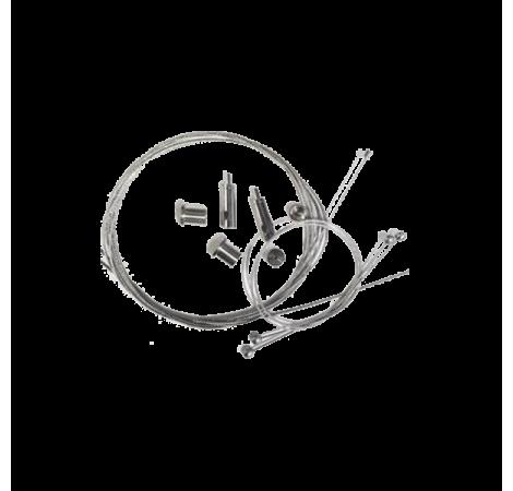 D-D AQUARIUM SOLUTION Câbles pour rails double et single - WIRE 03