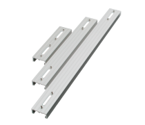 AQUA ILLUMINATION EXT Rail simple pour rampe LED Hydra 26 et 52 - 15,2 cm