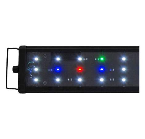 AQUALIGHT Power Led 50F - Rampe Led pour aquarium eau douce - 42 cm / 10,5 Watts
