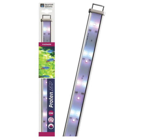 AQUARIUM SYSTEMS Proten LED Freshwater pour aquarium eau douce de 25 à 45 cm