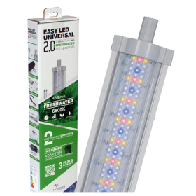 AQUATLANTIS Rampe LED EasyLED Universal 2.0 - 6800K - 438mm